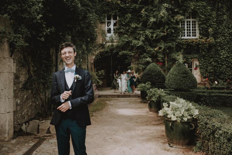 Photo du marié