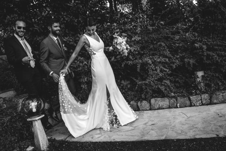 Vin d'honneur des mariés