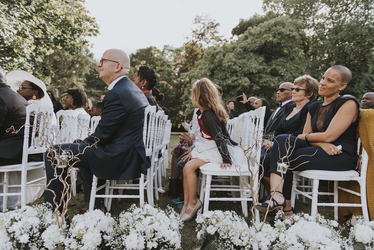 Allée de cérémonie