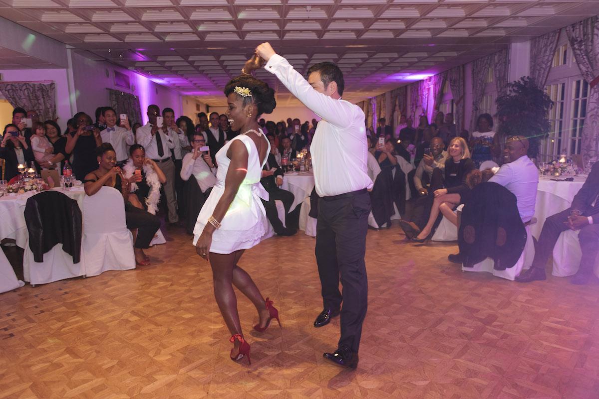Première Danse Salsa