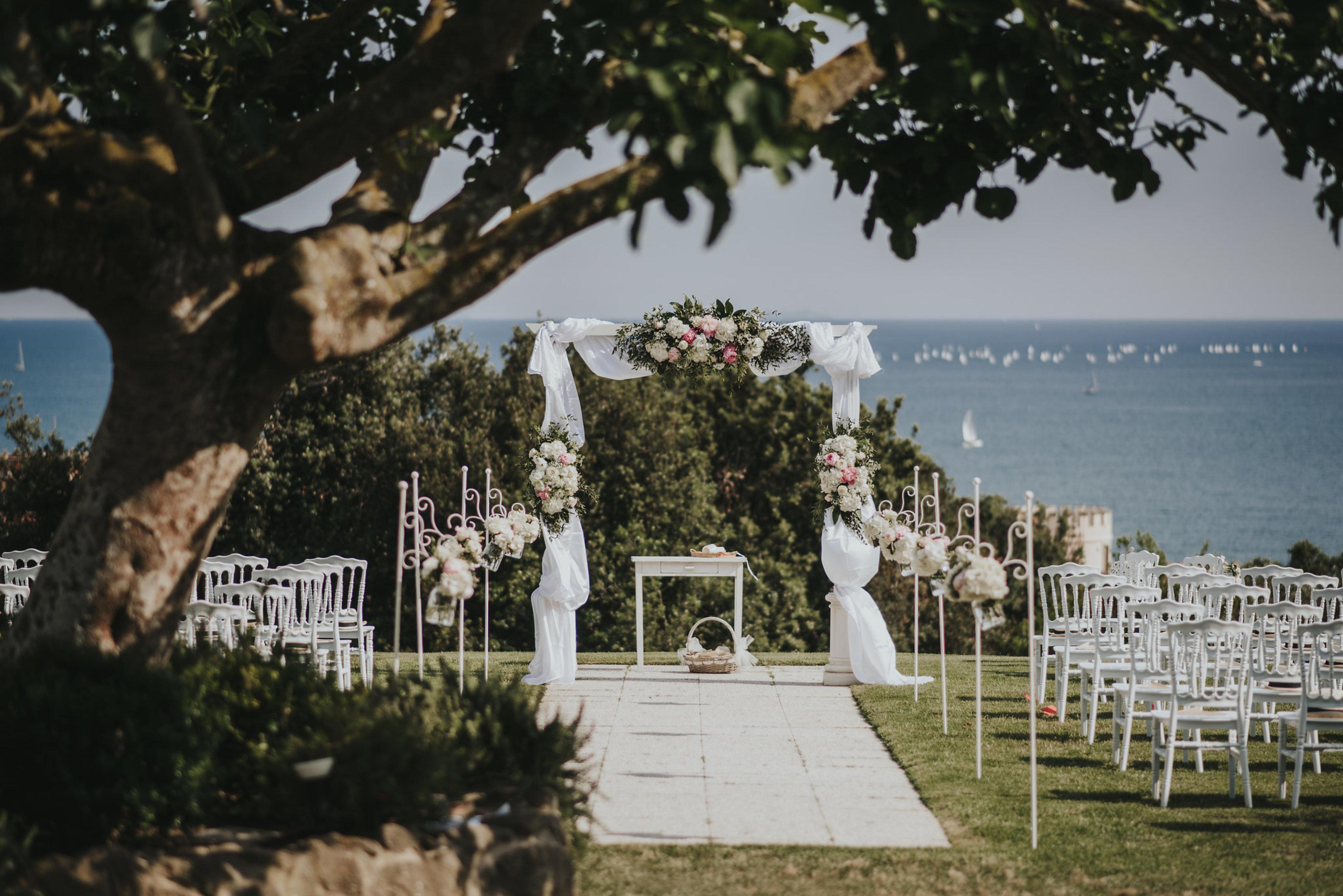 Déco lieu de la cérémonie