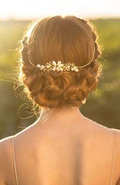 Hedband mariage