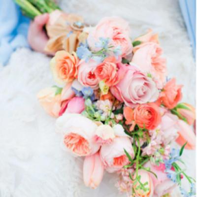 Bouquet mariée les demoiselles de madame wedding planner