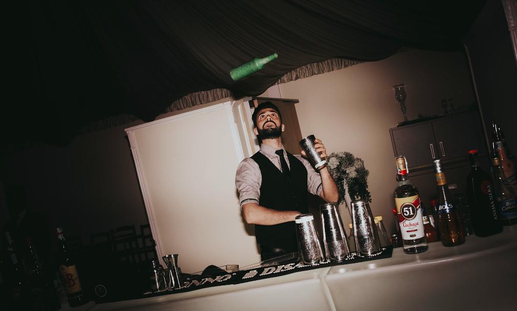 Flair Bartender en Italie