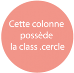 Exemple cercle